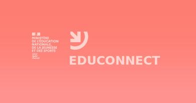 EduConnect : un compte unique pour suivre et accompagner la scolarité de vos enfants.
